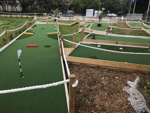 22++ Albert park mini golf information